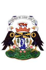Campbell River Coat of Arms -