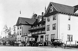Willows Hotel _Submitted by the Campbell River Museum