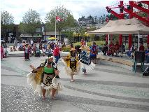 First Nations dance